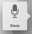 microphone in OS X