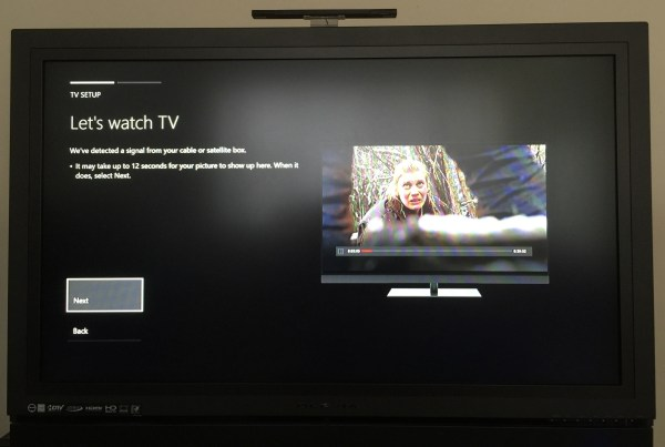Chromecast detected by Xbox One