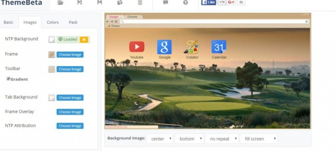 Google theme9