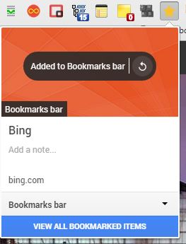 chrome bookmarks2