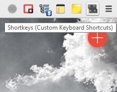 shortkeys