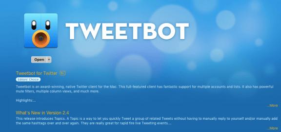 Tweetbot App