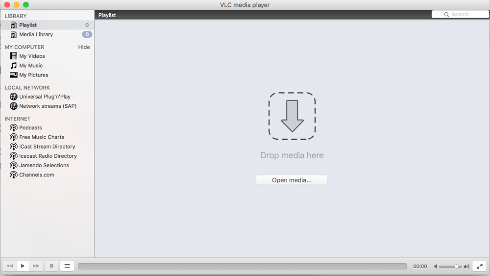 MAC 10.11.6 VLC TÉLÉCHARGER