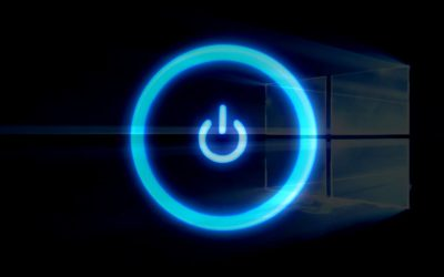 windows 10 startup power