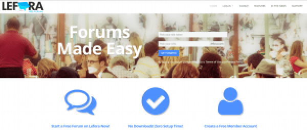 5 Best Free Hosted Forum Software