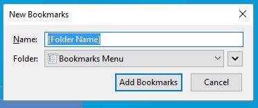 bookmark session