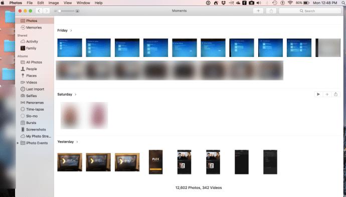 Siri photos