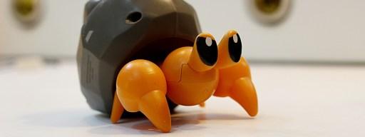 Pokemon Crab