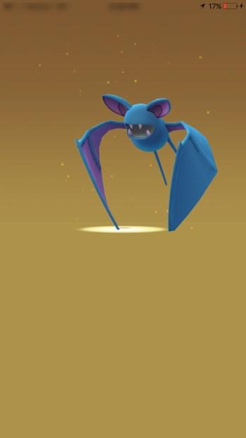 Hatched Pokemon Egg Zubat