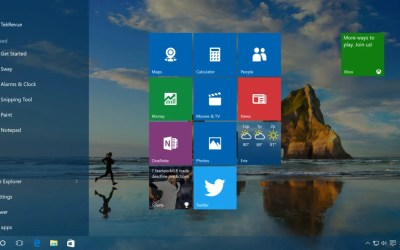 windows 10 full screen start menu