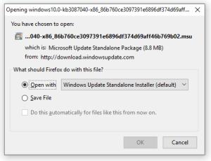 fix error 0x80004005 in Windows 10