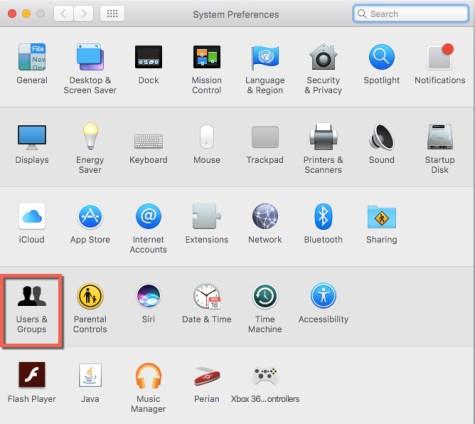 Пользователи Mac