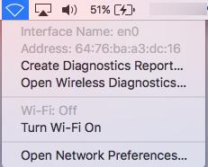 Mac mac address