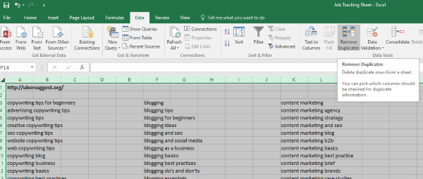 How to quickly and easily remove duplicates in Excel-3