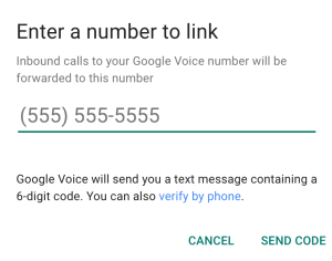 كيفية استخدام Google Voice على سطح مكتب الكمبيوتر 3