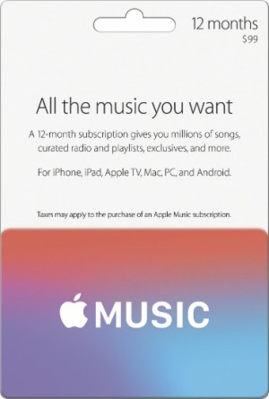 apple music discount 12 months