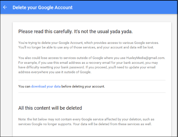 how to delete your youtube account-3