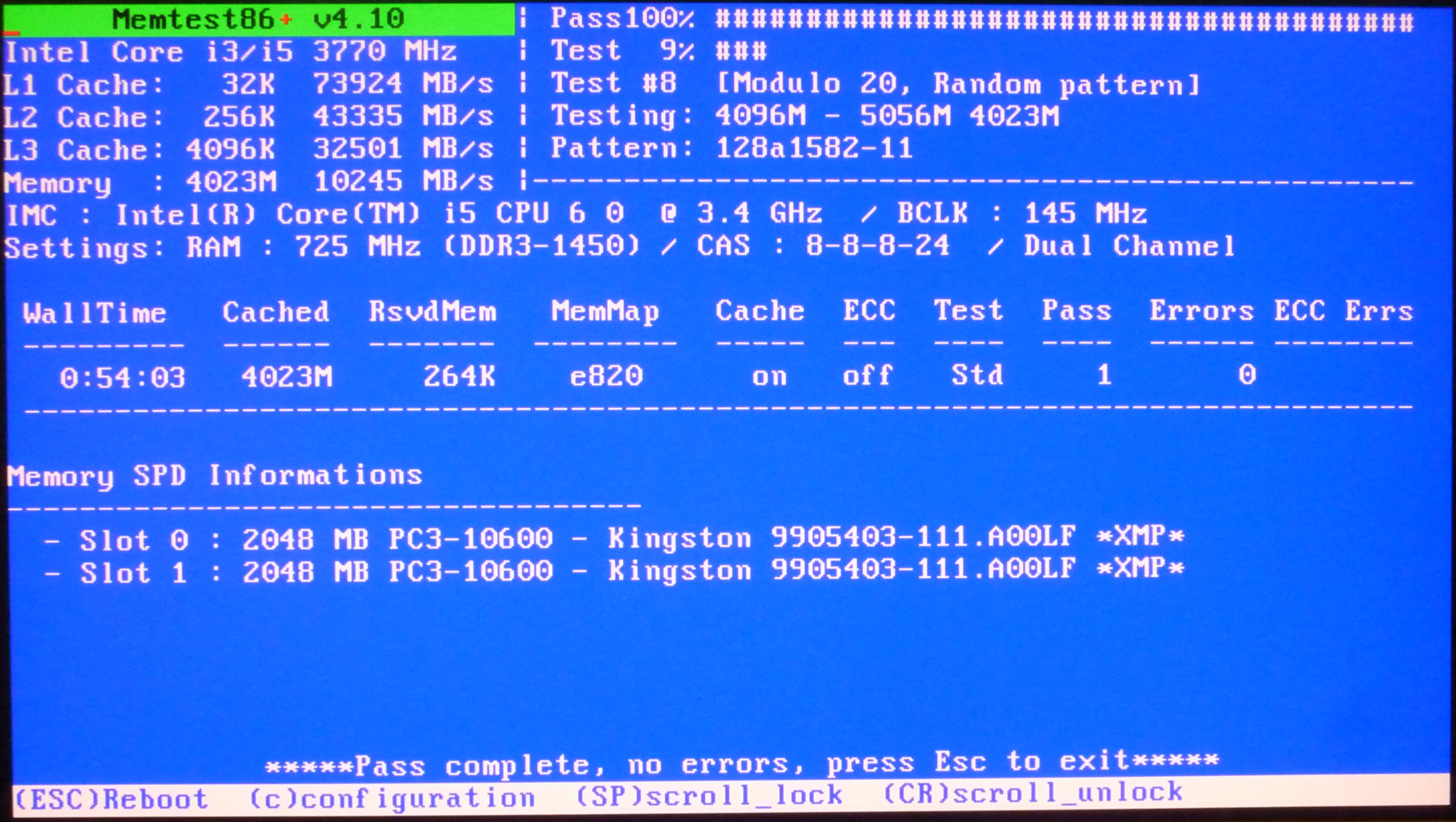 Memory Failure: Warnings, Troubleshooting, and Solutions