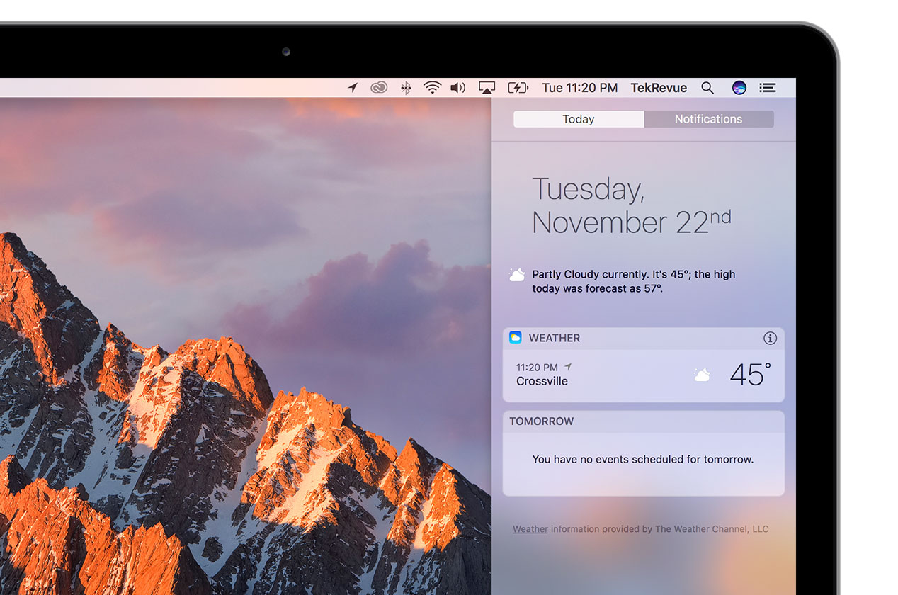 How to Add and Manage Cities in the macOS Weather Widget