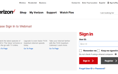 setting up verizon internet