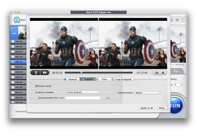 best dvd ripper macx
