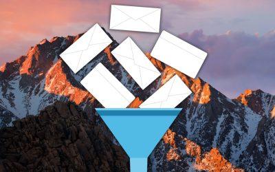 sierra mail filters