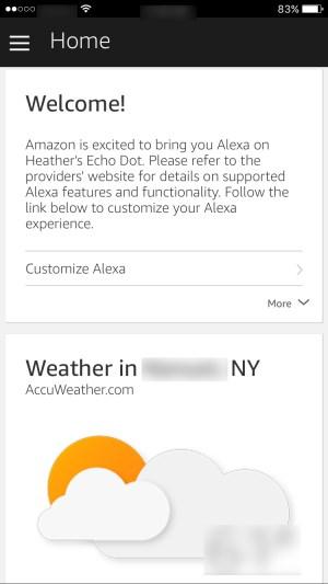 Alexa Welcome