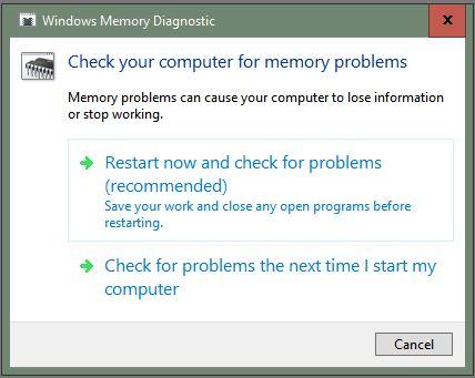 win-memory-diagnostic