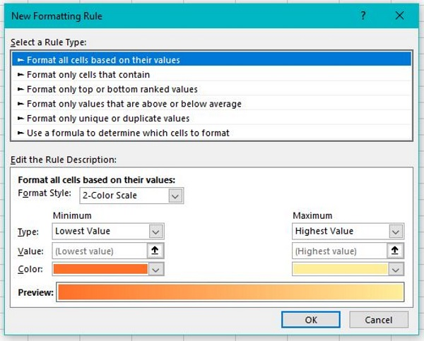 How to compare 2 columns in Microsoft Excel-3