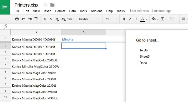 How to link to another tab in Google Sheets-4
