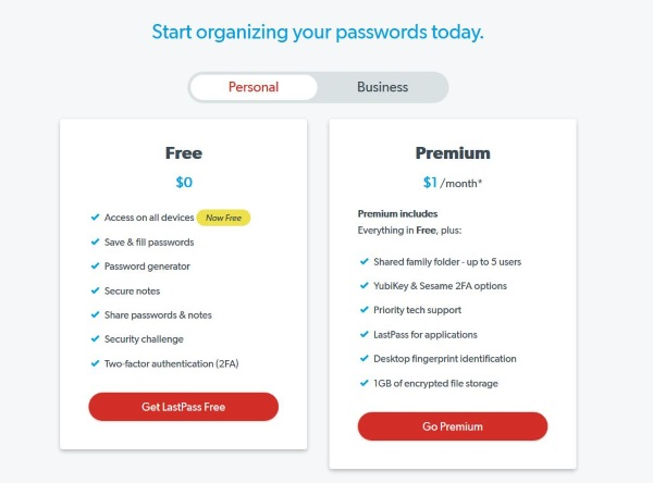 1Password vs LastPass, which is the best password manager3