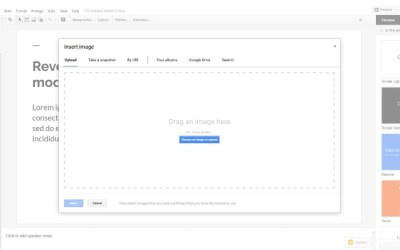 How To Insert A Pdf Into Google Slides