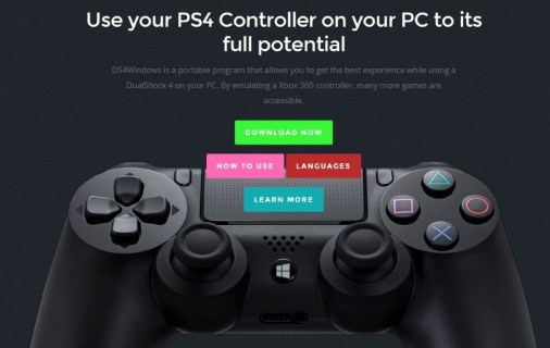 How To Use a PS4 Contr...