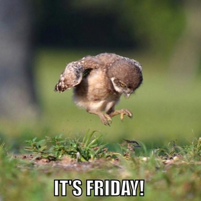 Это пятница