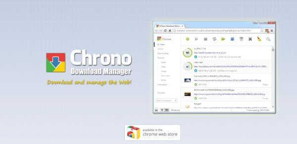 Top   Free Download Managers For Your Chrome Browser