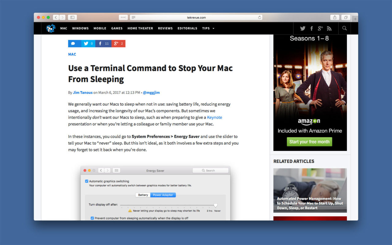 Why and How to Use Private Browsing in Safari for Mac