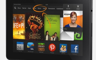 How To Factory Reset the Kindle Fire