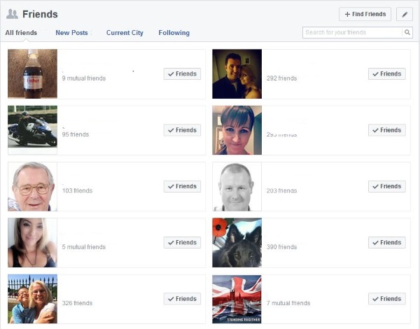 How to view private Facebook profiles3