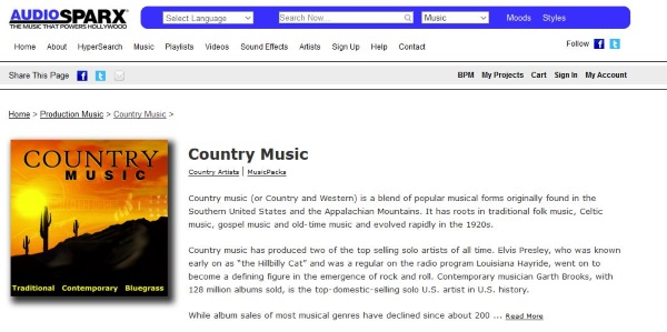 Where to download free country music 6
