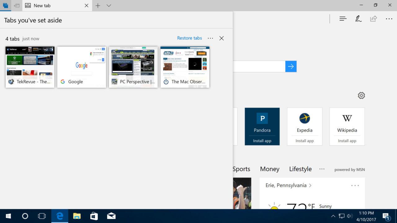 Windowtabs Windows 10