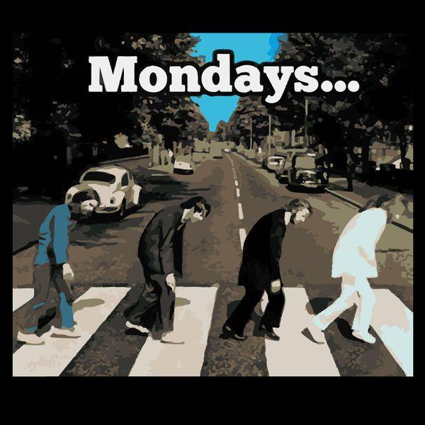 понедельник битлз