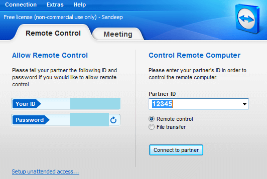How to remotely access your PC from your mobile phone