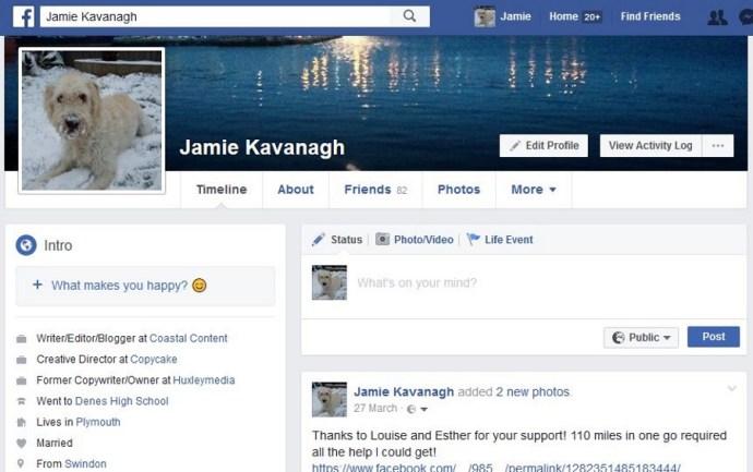 Kan du se vem som tittat på eller besökt din Facebook-profil 1