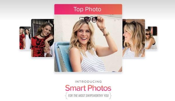 How to rearrange photos in Tinder2