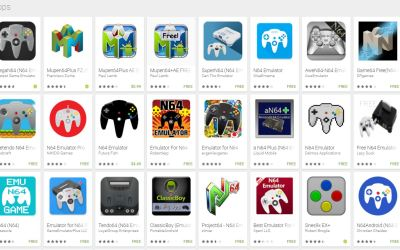 nintendo 64 roms for android phone