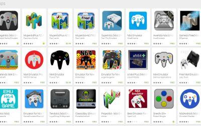 emulator de nintendo 64 android apk