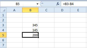 Excel Formula 2