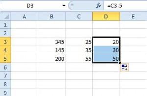 Excel Formula 3