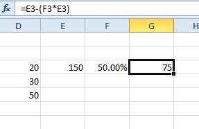 how to subtract in excel with a formula. Black Bedroom Furniture Sets. Home Design Ideas