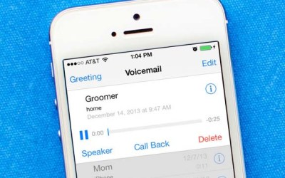How to setup voicemail on the iphone 6s m4hsunfo
